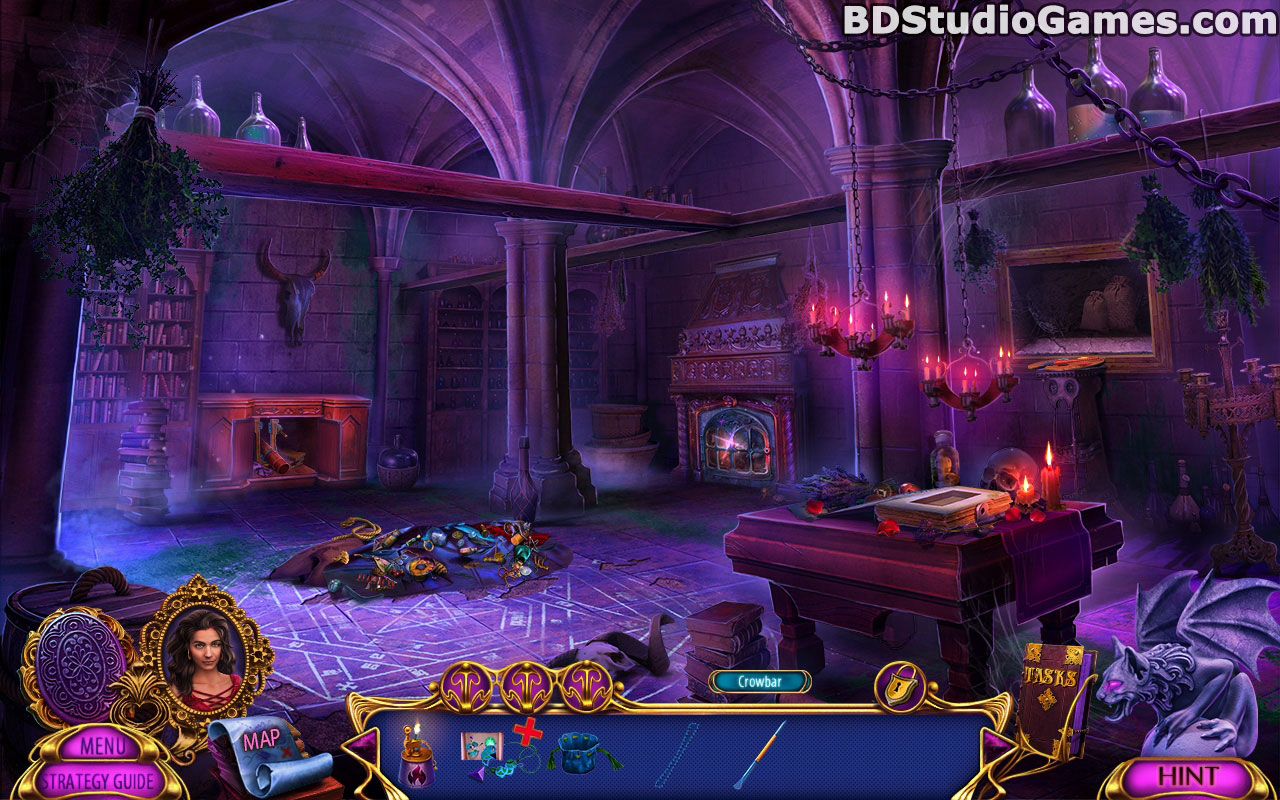 Dark Romance: Hunchback Of Notre Dame Collector's Edition Free Download Screenshots 13