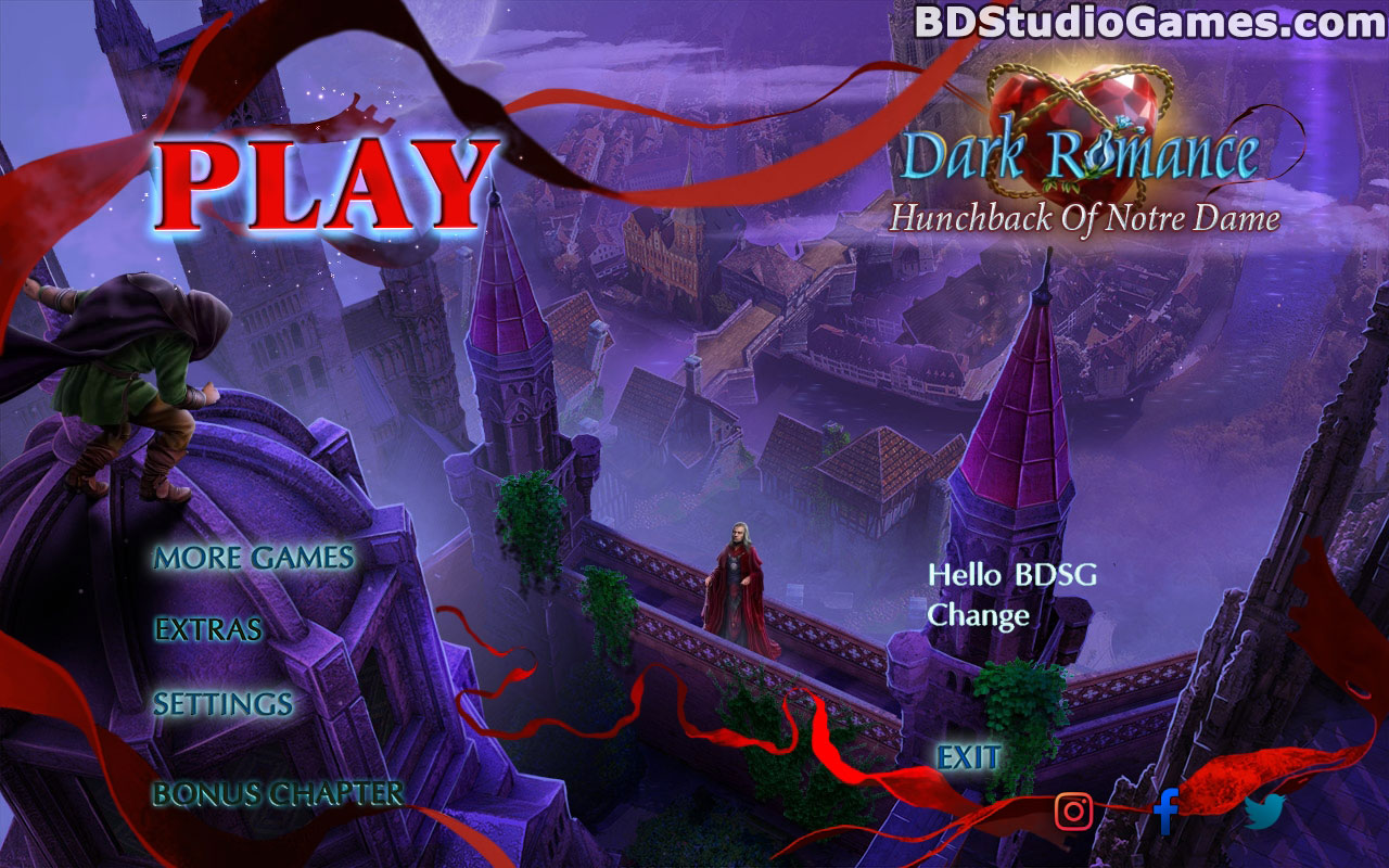 Dark Romance: Hunchback Of Notre Dame Collector's Edition Free Download Screenshots 2