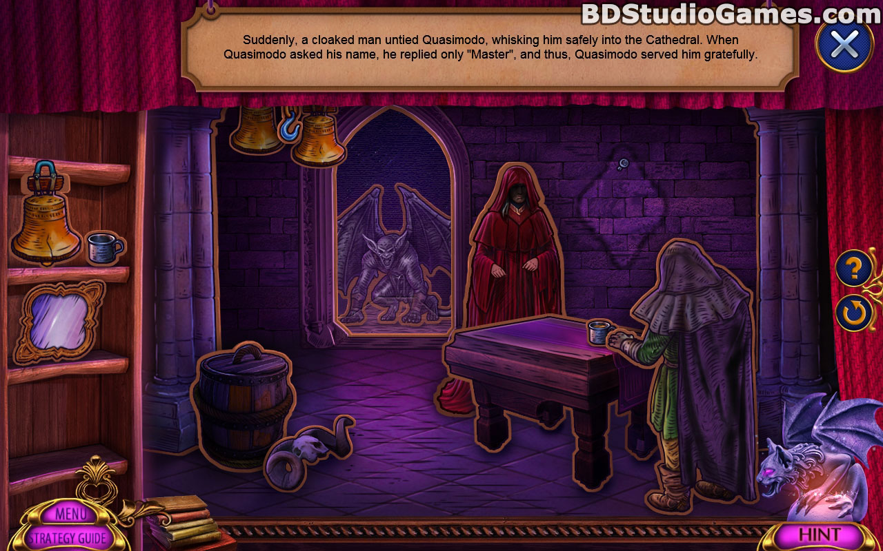 Dark Romance: Hunchback Of Notre Dame Collector's Edition Free Download Screenshots 3