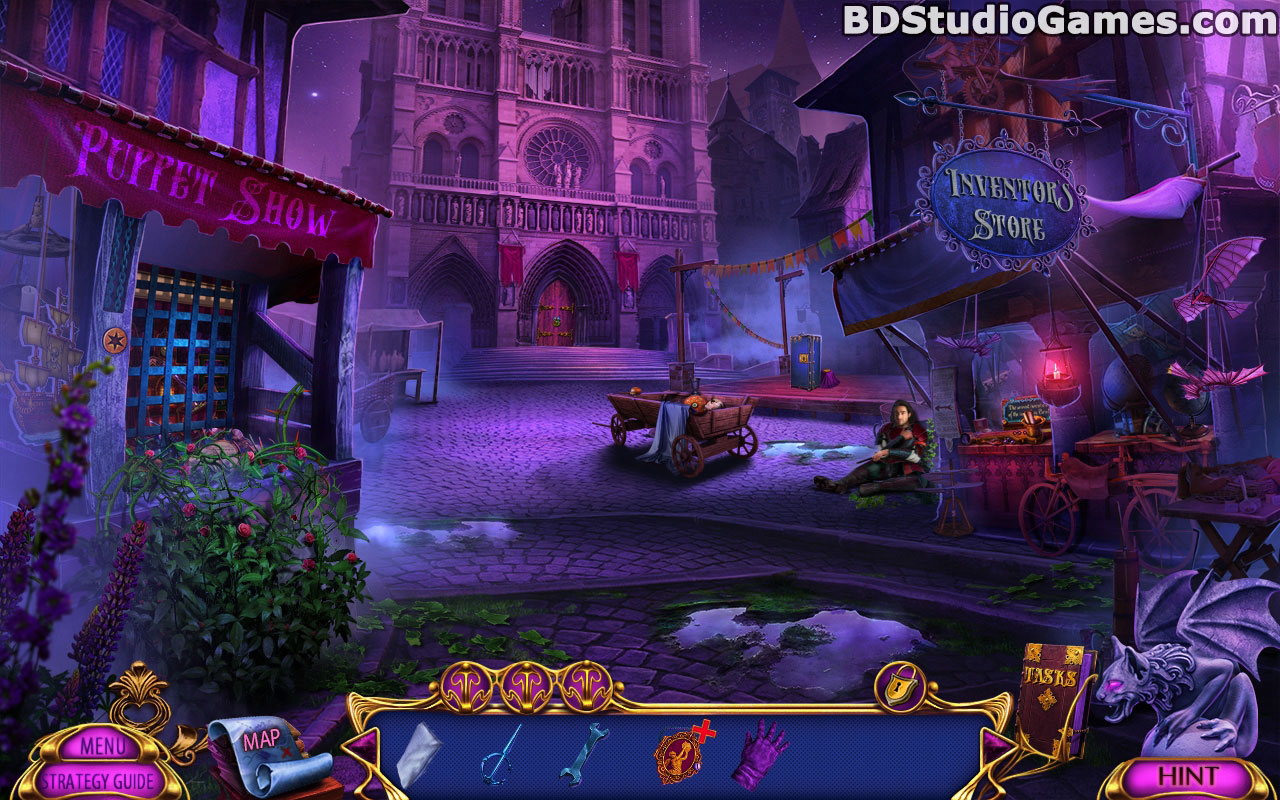 Dark Romance: Hunchback Of Notre Dame Collector's Edition Free Download Screenshots 4