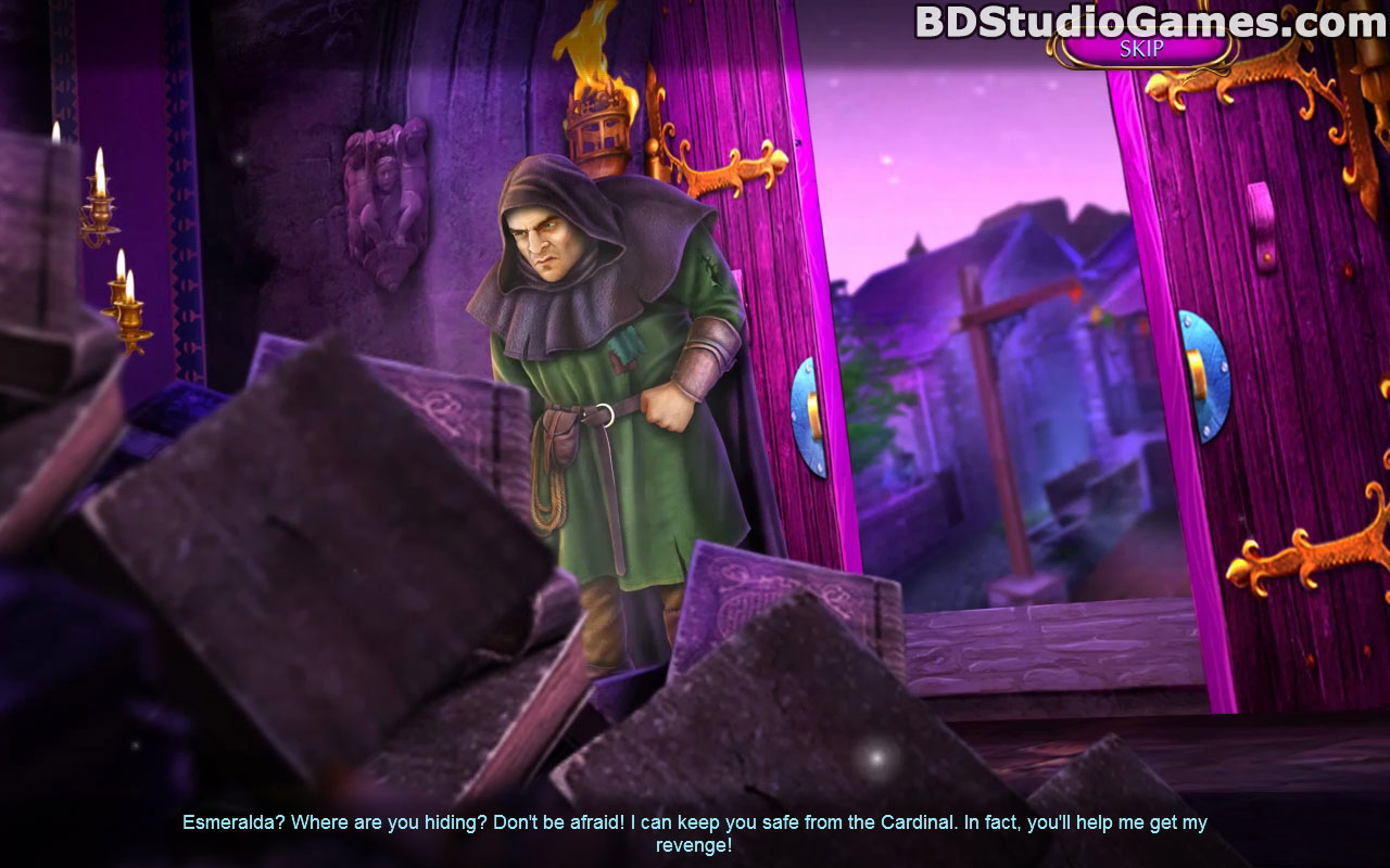 Dark Romance: Hunchback Of Notre Dame Collector's Edition Free Download Screenshots 5