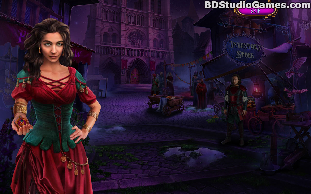 Dark Romance: Hunchback Of Notre Dame Collector's Edition Free Download Screenshots 6