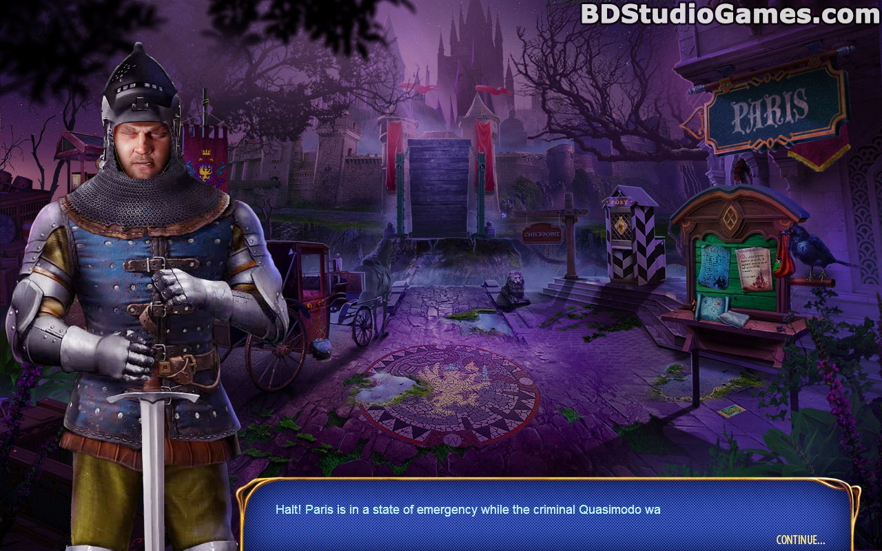 Dark Romance: Hunchback Of Notre Dame Collector's Edition Screenshots 1