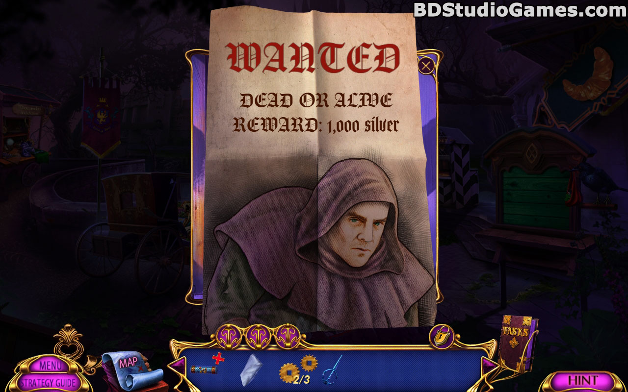 Dark Romance: Hunchback Of Notre Dame Collector's Edition Screenshots 3