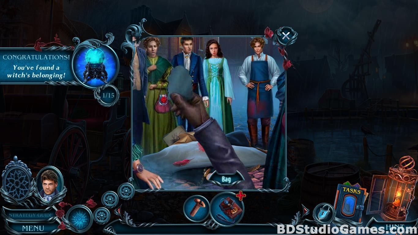 Dark Romance: Sleepy Hollow Collector's Edition Free Download Screenshots 11
