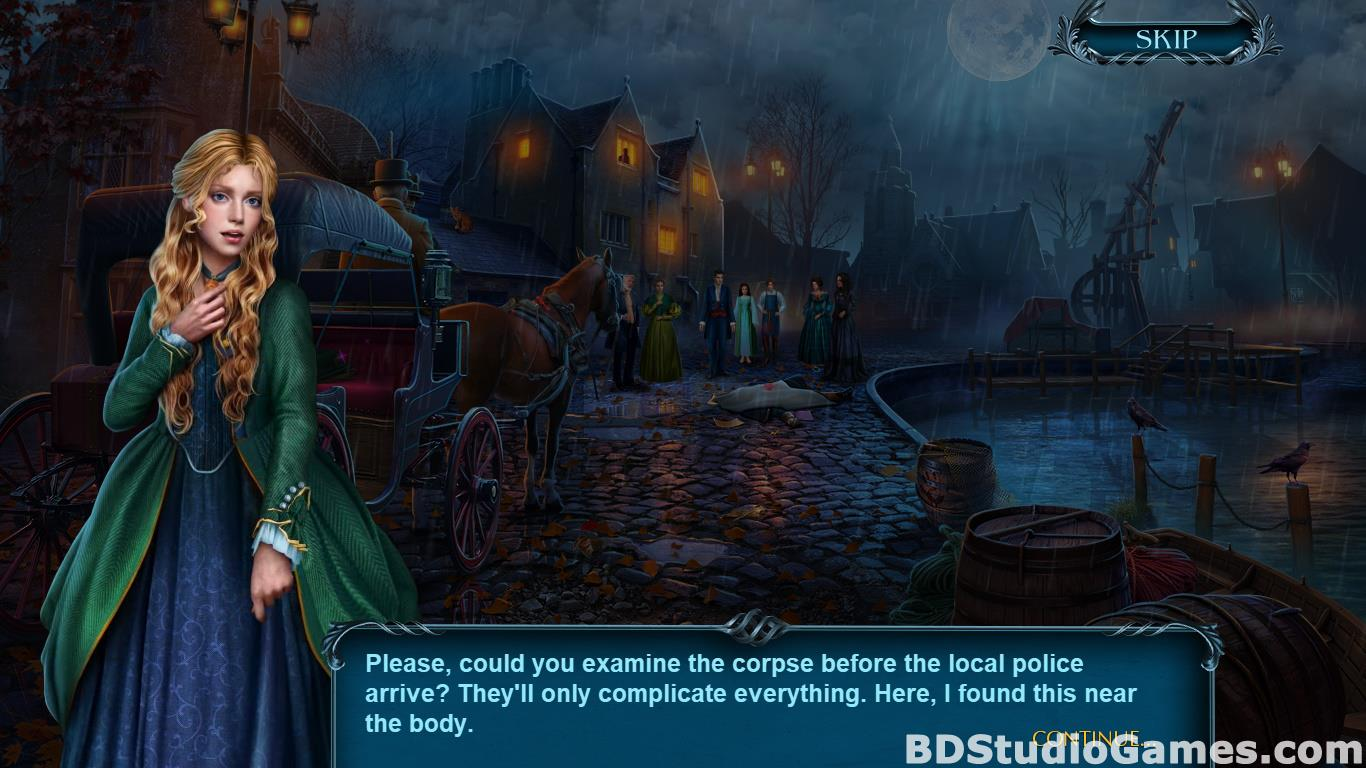 Dark Romance: Sleepy Hollow Collector's Edition Free Download Screenshots 15