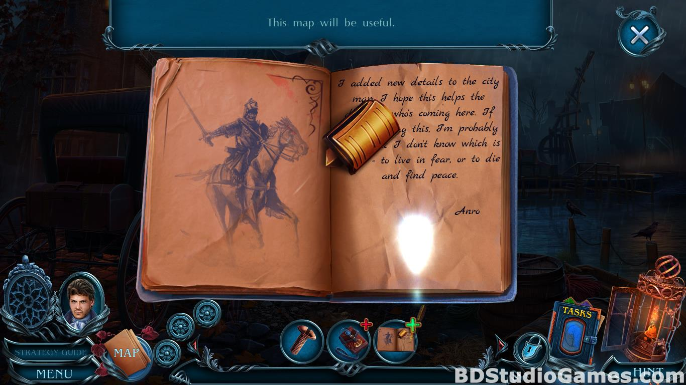 Dark Romance: Sleepy Hollow Collector's Edition Free Download Screenshots 16