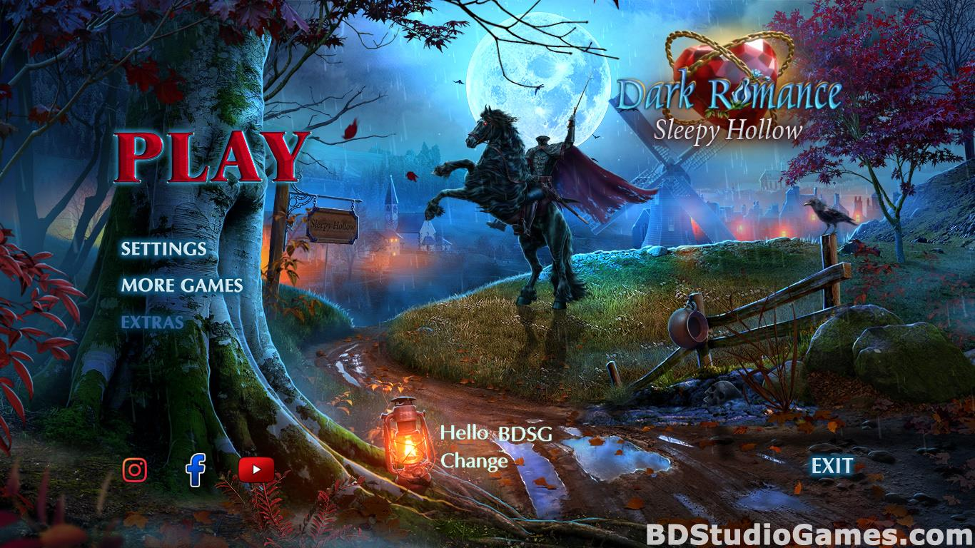 Dark Romance: Sleepy Hollow Collector's Edition Free Download Screenshots 03