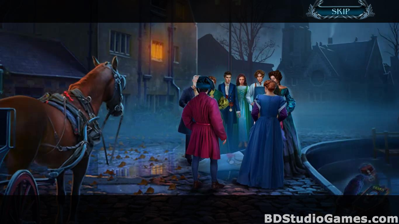 Dark Romance: Sleepy Hollow Collector's Edition Free Download Screenshots 07