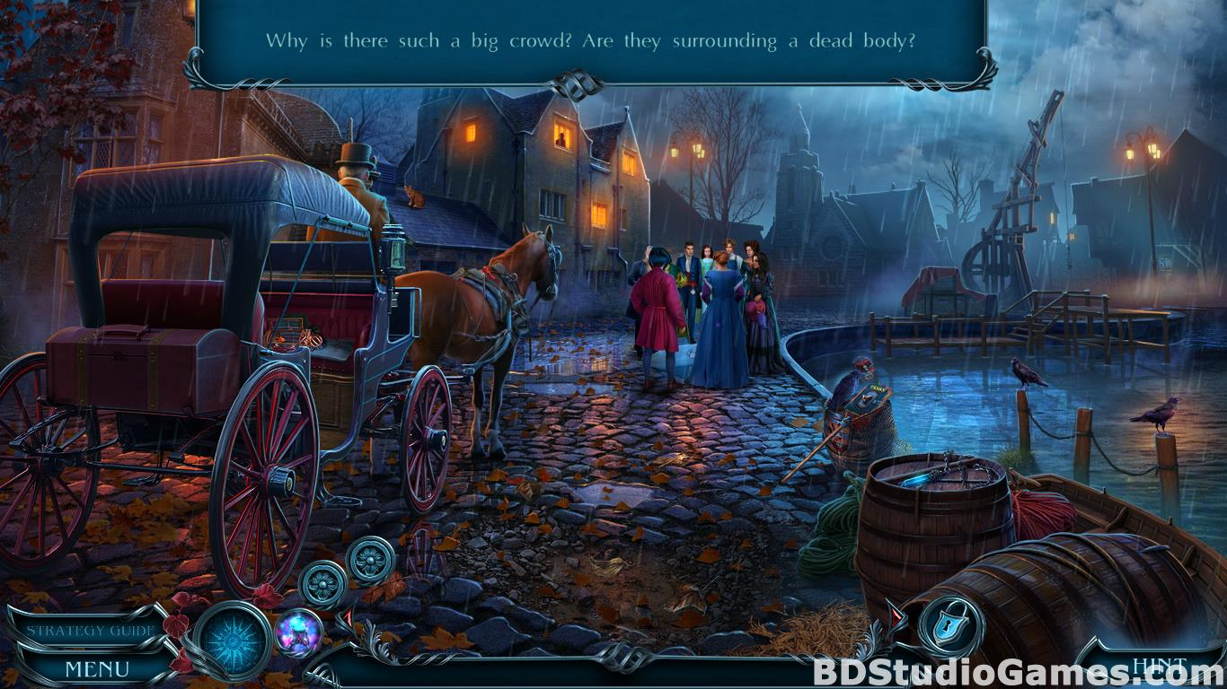 Dark Romance: Sleepy Hollow Collector's Edition Free Download Screenshots 08