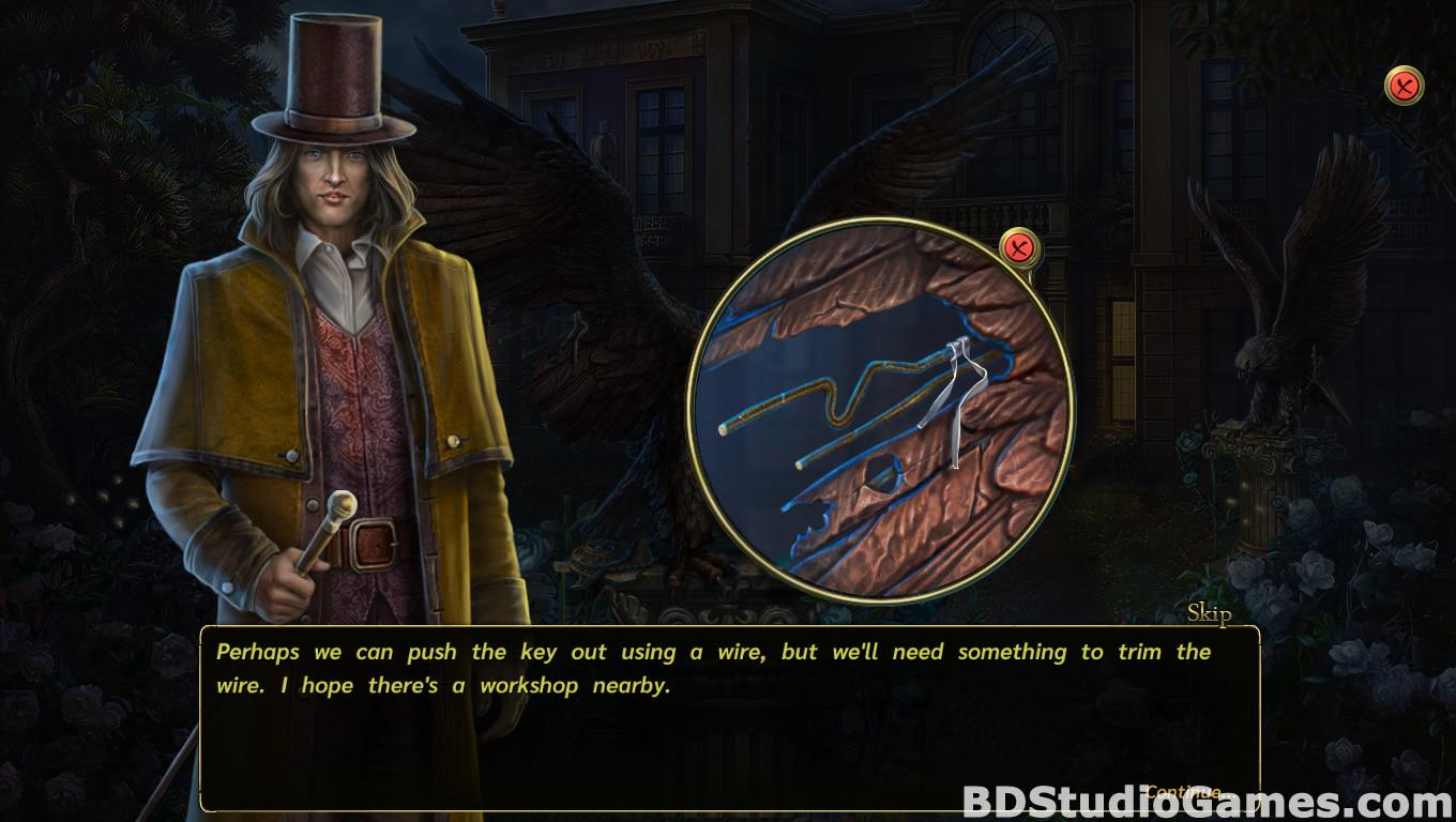 Dark Tales: Edgar Allan Poe's Ligeia Collector's Edition Free Download Screenshots 12