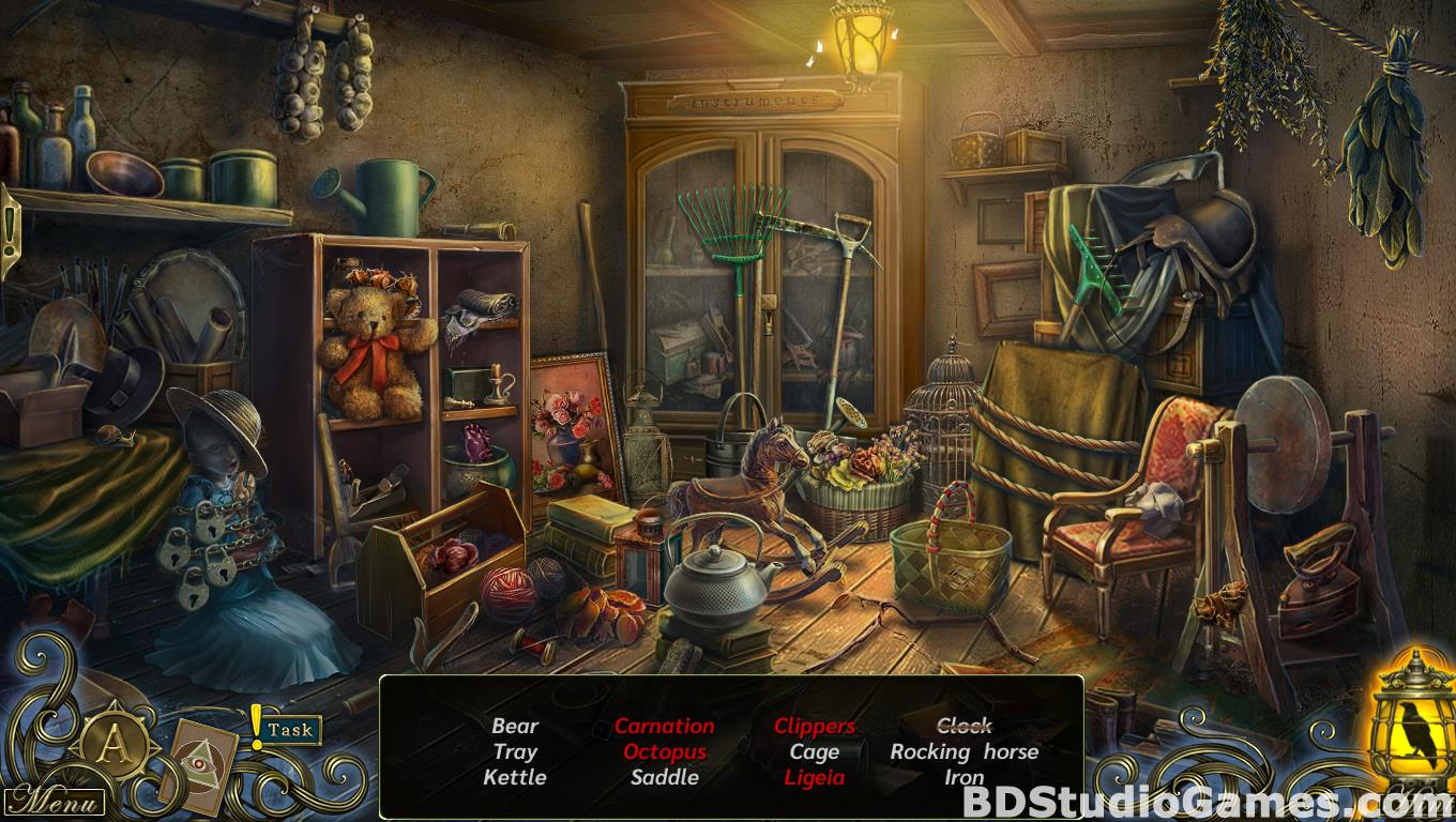 Dark Tales: Edgar Allan Poe's Ligeia Collector's Edition Free Download Screenshots 15