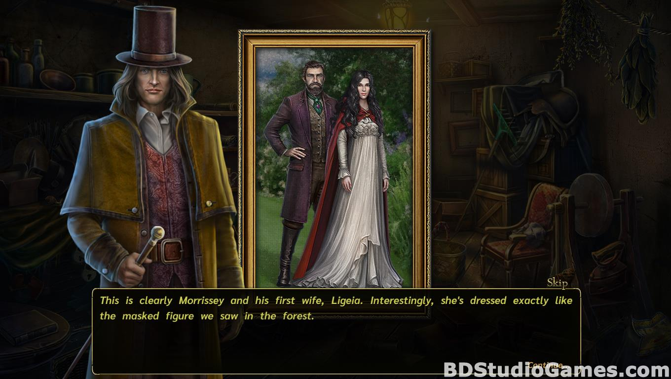 Dark Tales: Edgar Allan Poe's Ligeia Collector's Edition Free Download Screenshots 16