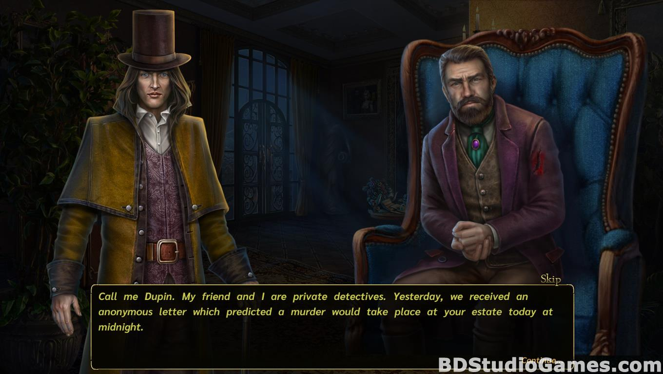 Dark Tales: Edgar Allan Poe's Ligeia Collector's Edition Free Download Screenshots 17