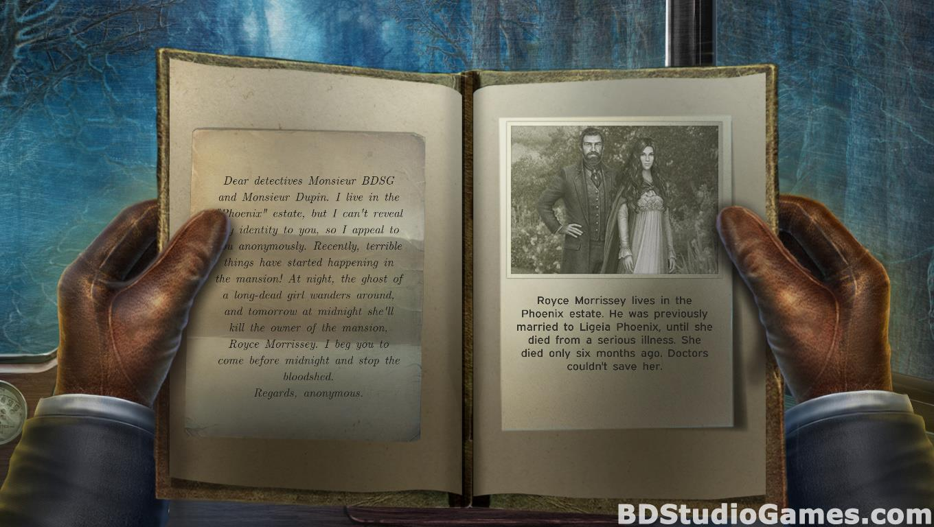 Dark Tales: Edgar Allan Poe's Ligeia Collector's Edition Free Download Screenshots 03