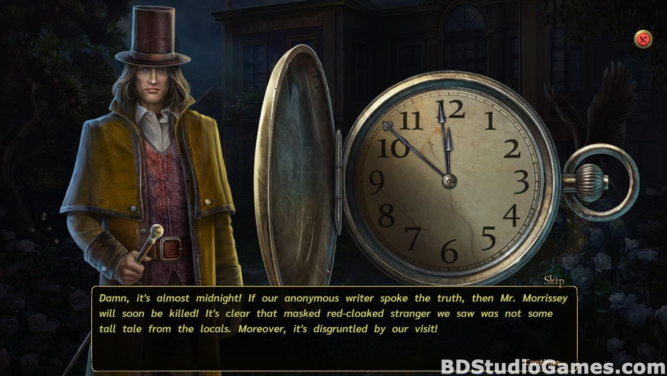 Dark Tales: Edgar Allan Poe's Ligeia Collector's Edition Free Download Screenshots 06