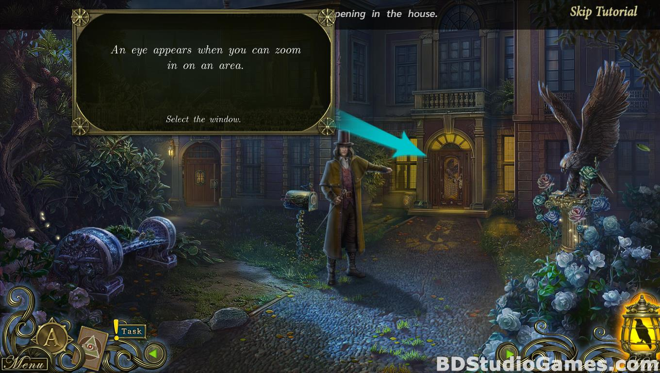 Dark Tales: Edgar Allan Poe's Ligeia Game Download Screenshots 06