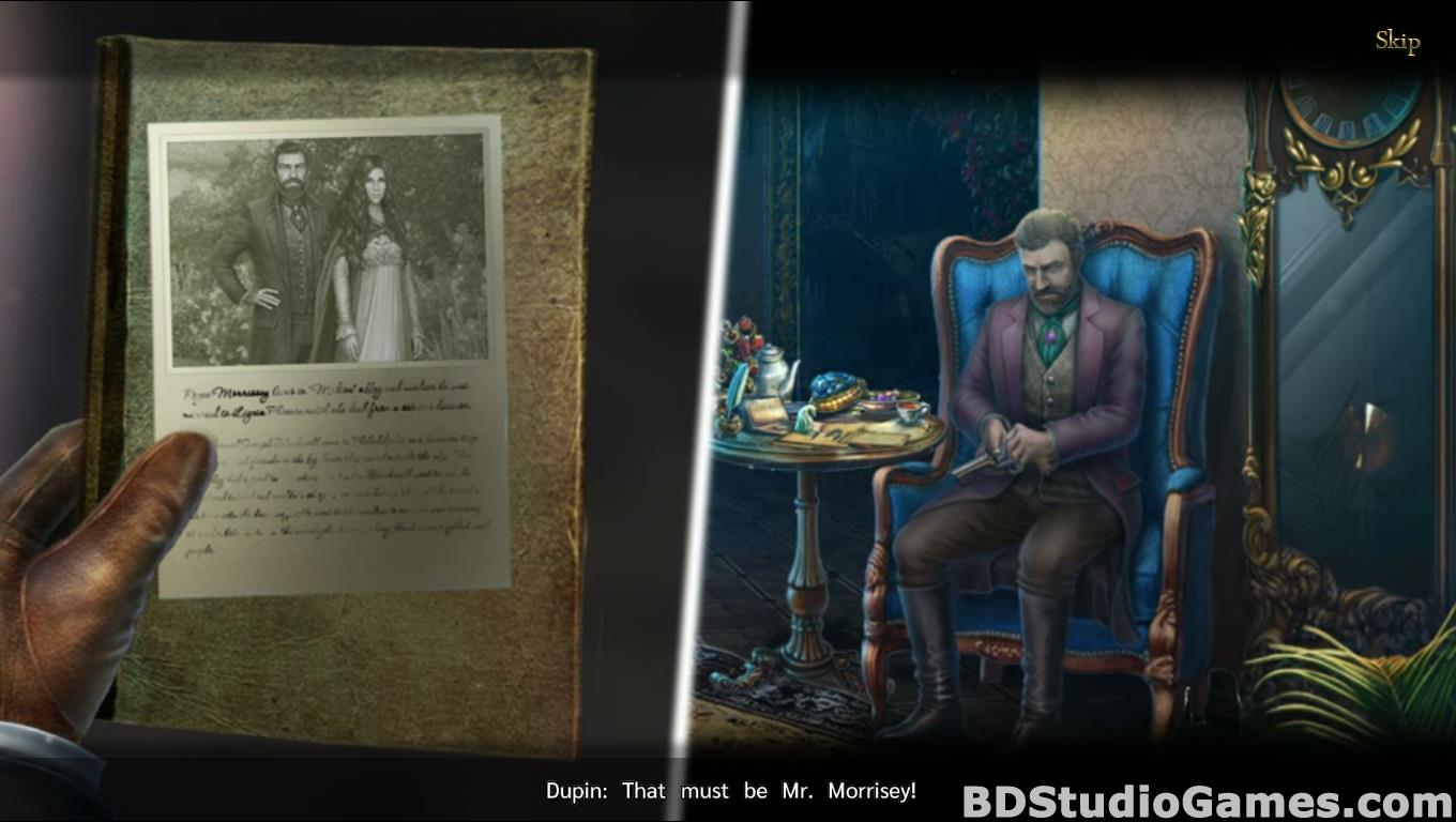Dark Tales: Edgar Allan Poe's Ligeia Game Download Screenshots 07