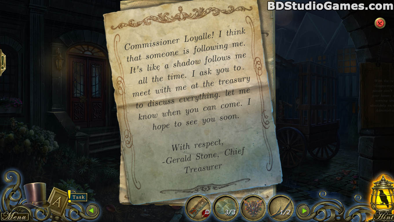 Dark Tales: Edgar Allan Poe's Speaking with the Dead Collector's Edition Free Download Screenshots 18