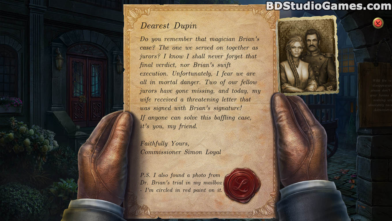 Dark Tales: Edgar Allan Poe's Speaking with the Dead Collector's Edition Free Download Screenshots 05