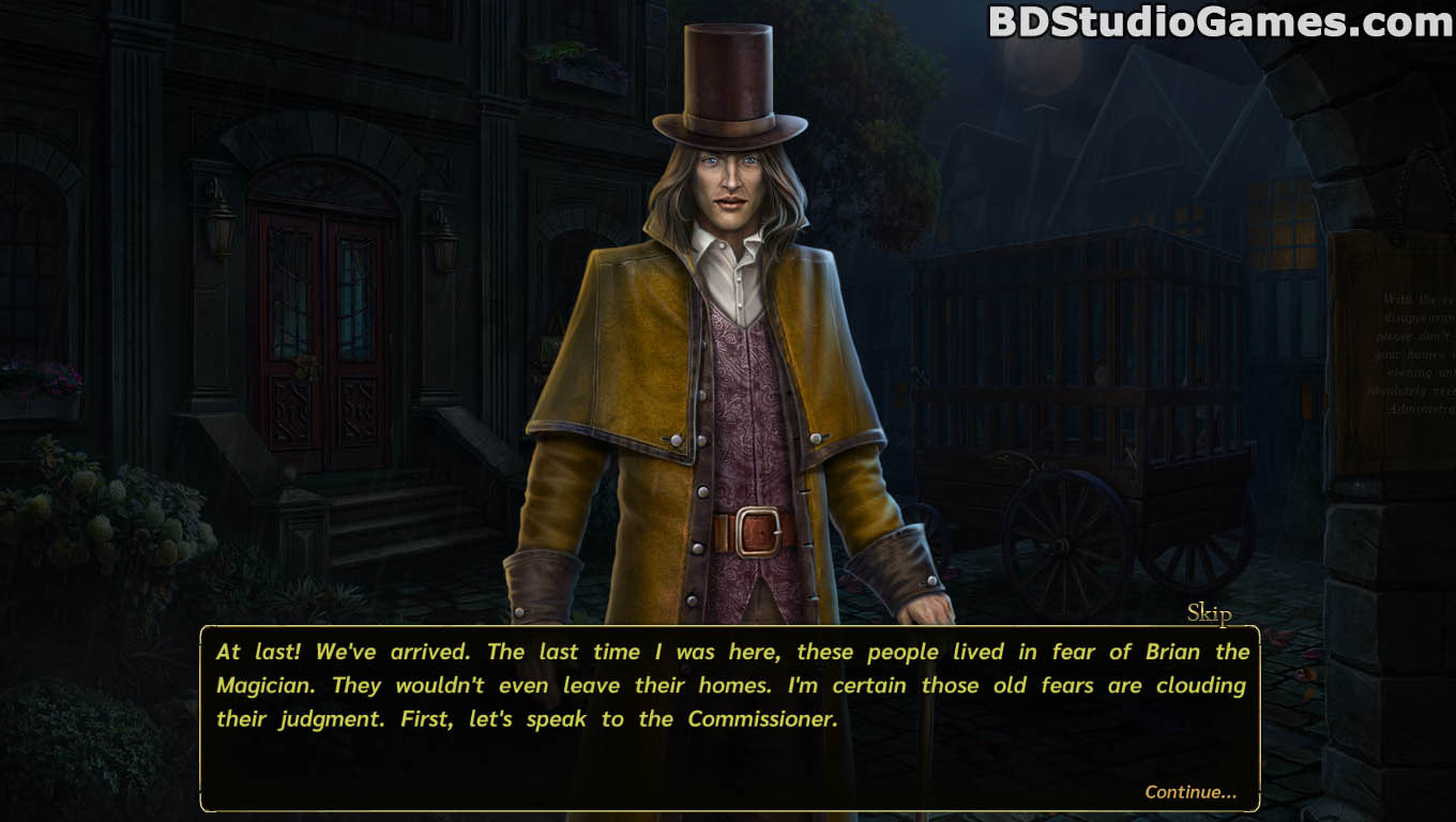 Dark Tales: Edgar Allan Poe's Speaking with the Dead Collector's Edition Free Download Screenshots 06