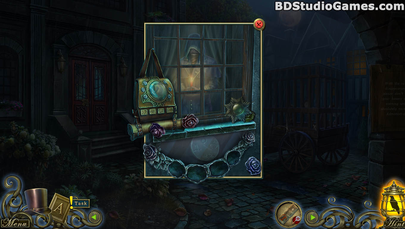 Dark Tales: Edgar Allan Poe's Speaking with the Dead Collector's Edition Free Download Screenshots 07