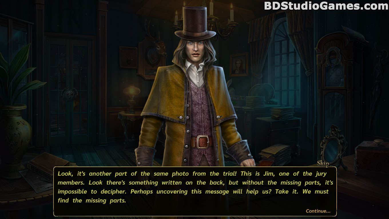 Dark Tales: Edgar Allan Poe's Speaking with the Dead Trial Version Free Download Full Version Buy Now Screenshots 01
