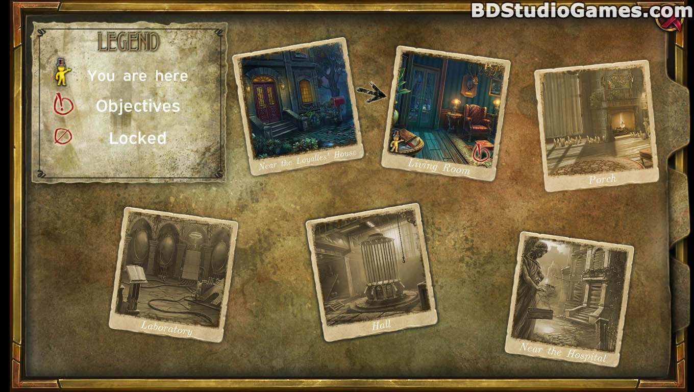 Dark Tales: Edgar Allan Poe's Speaking with the Dead Trial Version Free Download Full Version Buy Now Screenshots 13