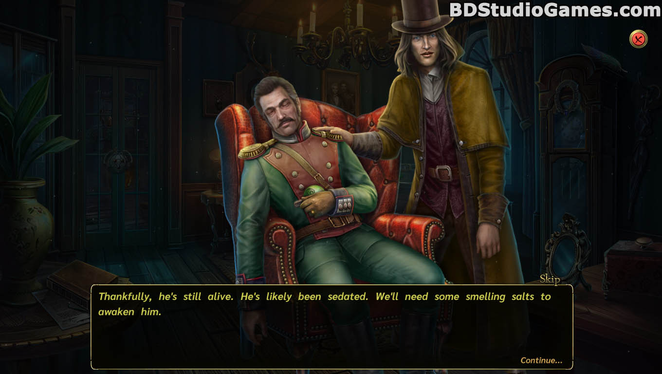 Dark Tales: Edgar Allan Poe's Speaking with the Dead Trial Version Free Download Full Version Buy Now Screenshots 14