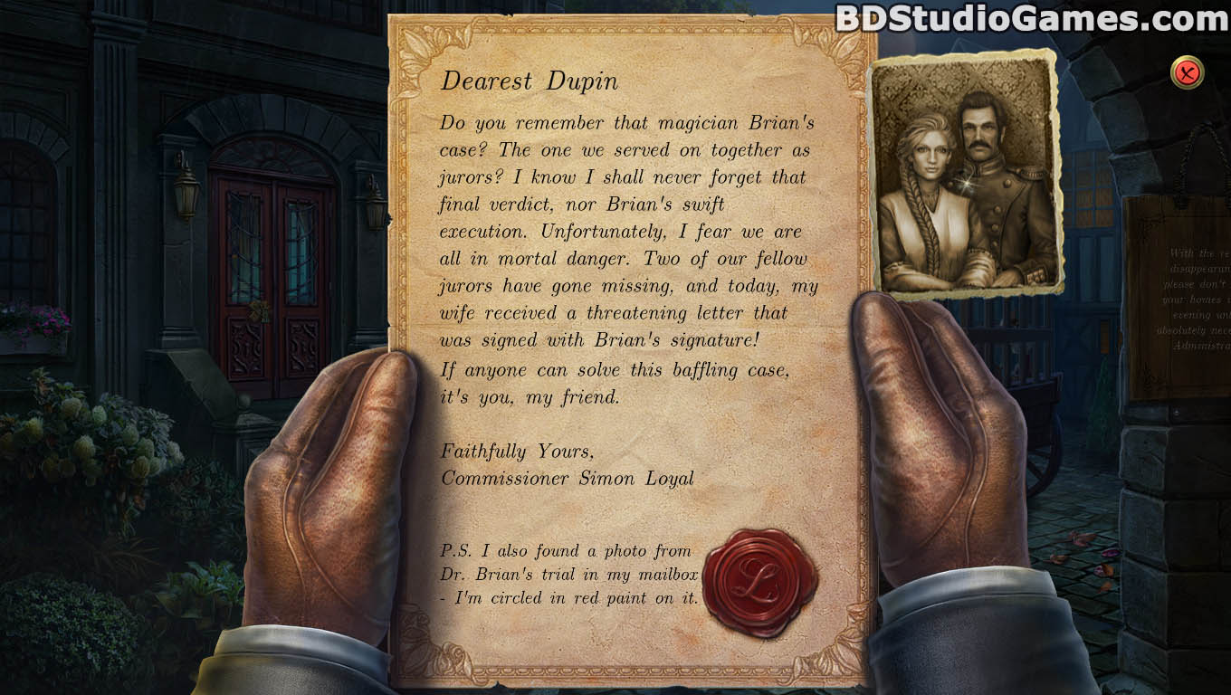 Dark Tales: Edgar Allan Poe's Speaking with the Dead Trial Version Free Download Full Version Buy Now Screenshots 05