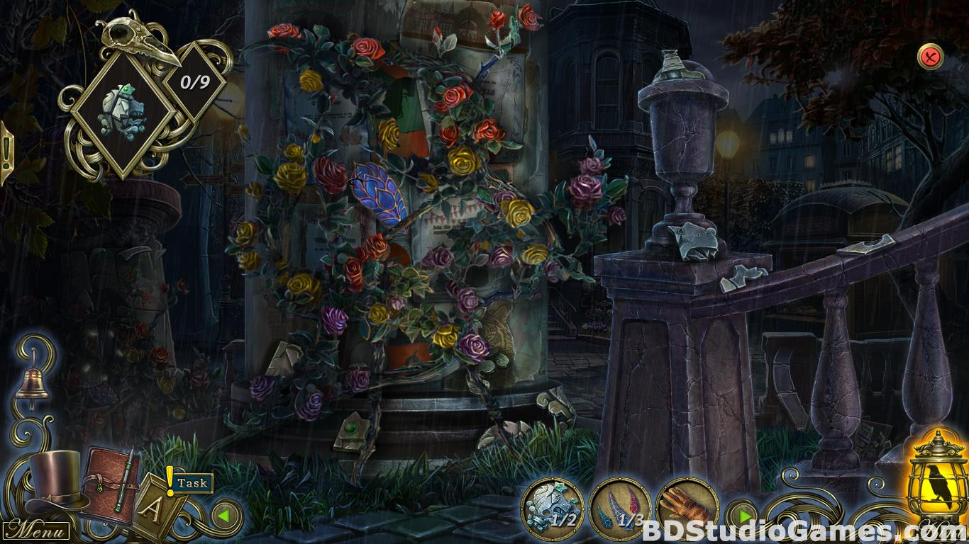 Dark Tales: Edgar Allan Poe's The Bells Collector's Edition Free Download Screenshots 13