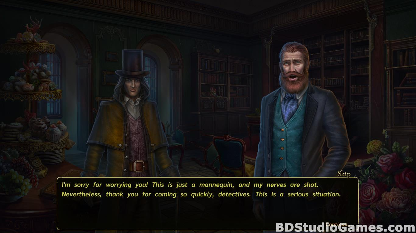 Dark Tales: Edgar Allan Poe's The Bells Collector's Edition Free Download Screenshots 15