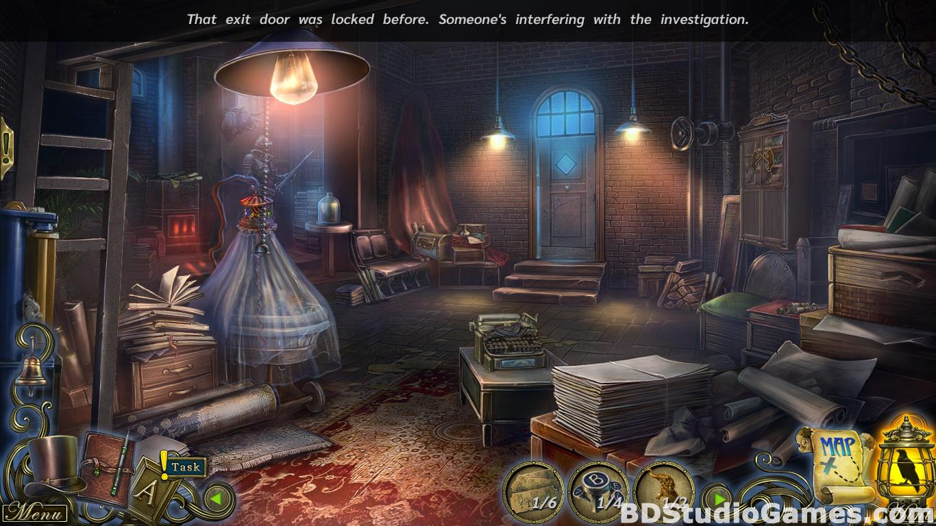 Dark Tales: Edgar Allan Poe's The Bells Collector's Edition Free Download Screenshots 18