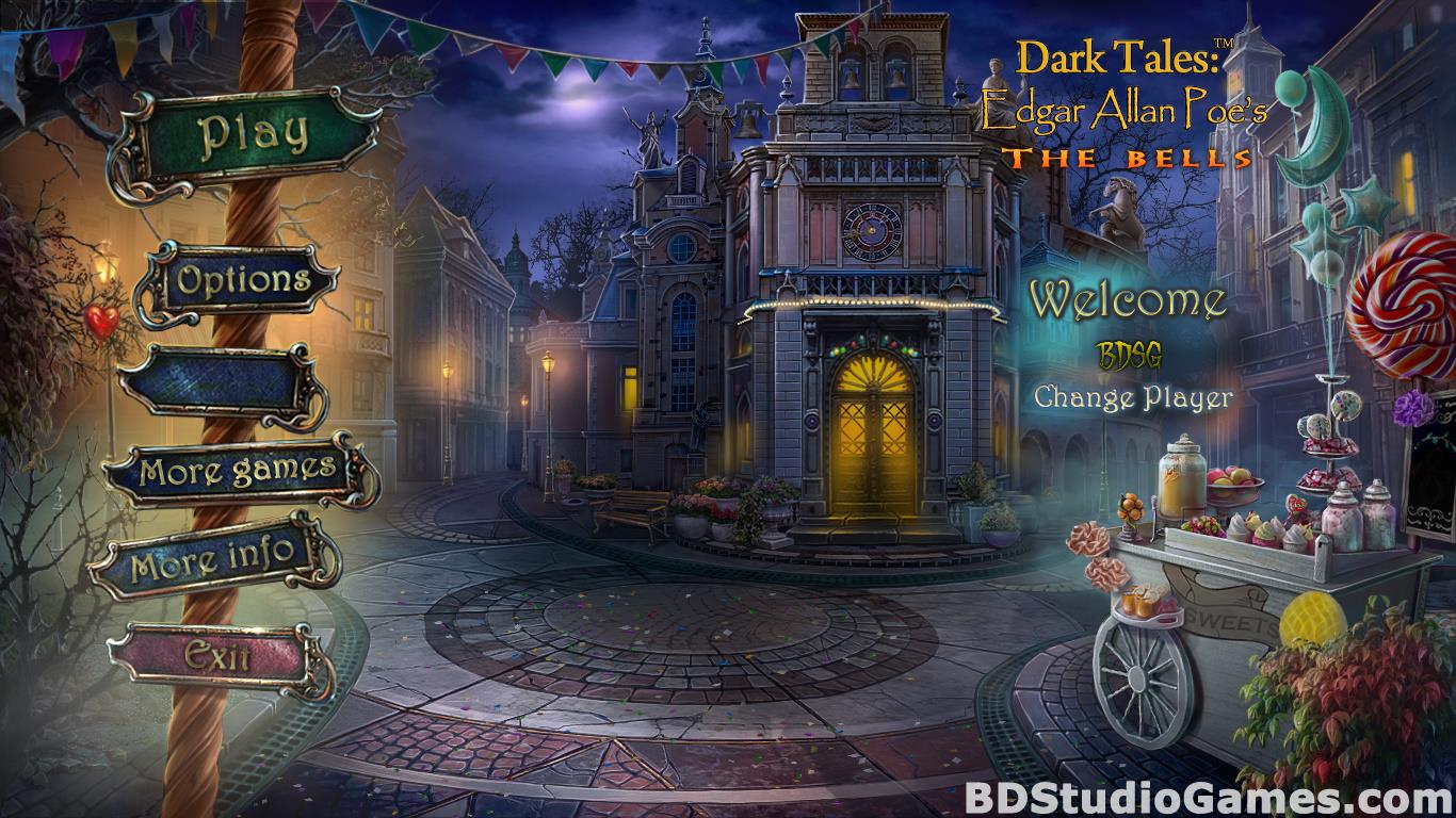 Dark Tales: Edgar Allan Poe's The Bells Collector's Edition Free Download Screenshots 02