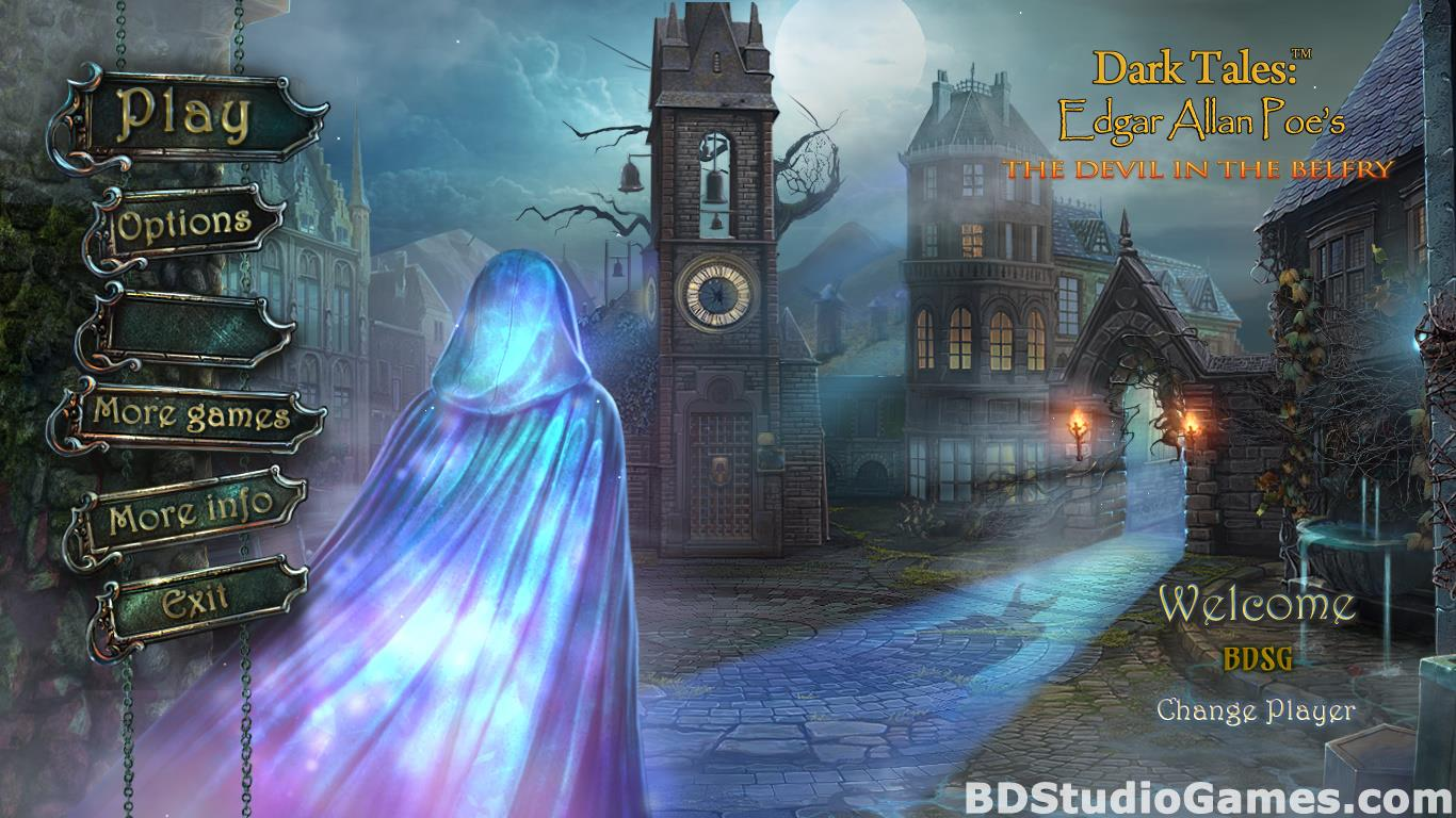 Dark Tales: Edgar Allan Poe's The Devil in the Belfry Collector's Edition Free Download Screenshots 03