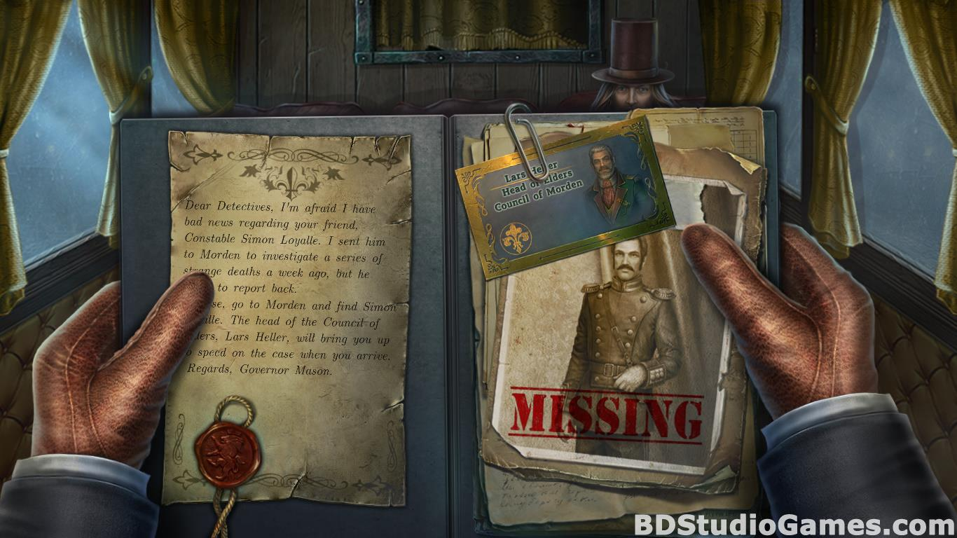 Dark Tales: Edgar Allan Poe's The Devil in the Belfry Collector's Edition Free Download Screenshots 05