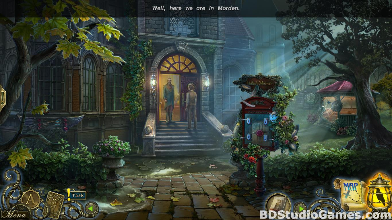 Dark Tales: Edgar Allan Poe's The Devil in the Belfry Collector's Edition Free Download Screenshots 07