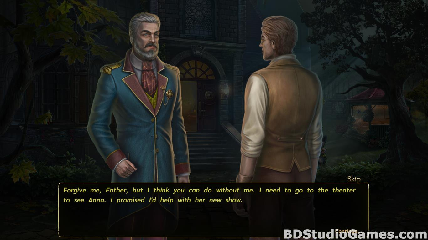 Dark Tales: Edgar Allan Poe's The Devil in the Belfry Collector's Edition Free Download Screenshots 08