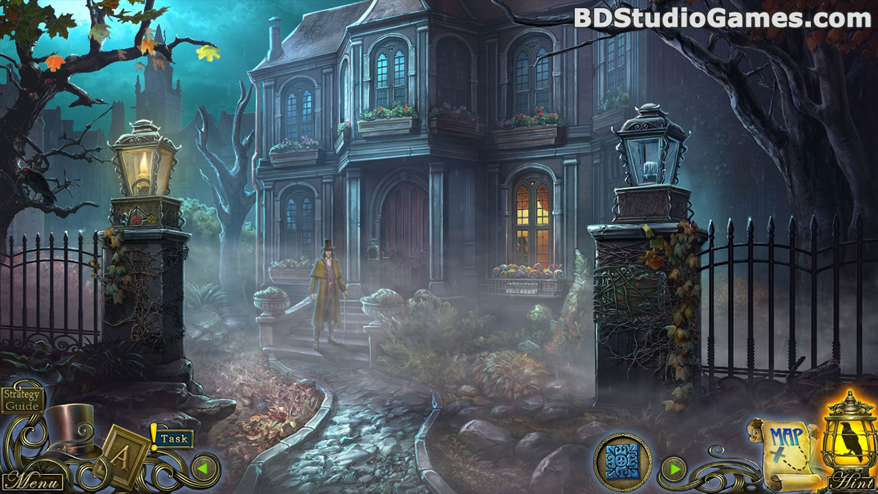 Dark Tales: Edgar Allan Poe's The Oval Portrait Collector's Edition Free Download Screenshots 3