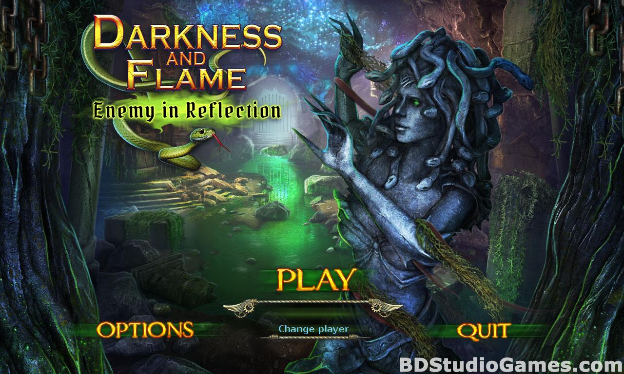 Darkness and Flame: Enemy in reflection Collector's Edition Free Download Screenshots 01