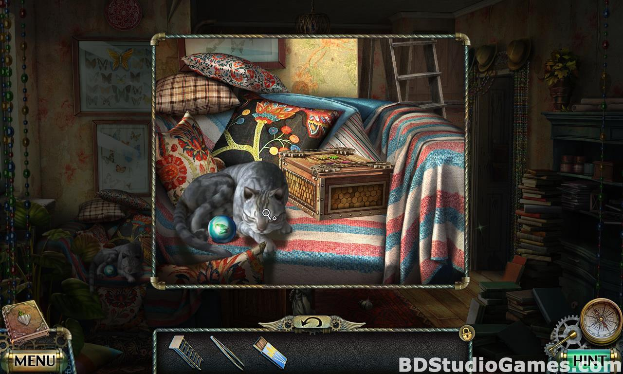 Darkness and Flame: Enemy in reflection Collector's Edition Free Download Screenshots 13