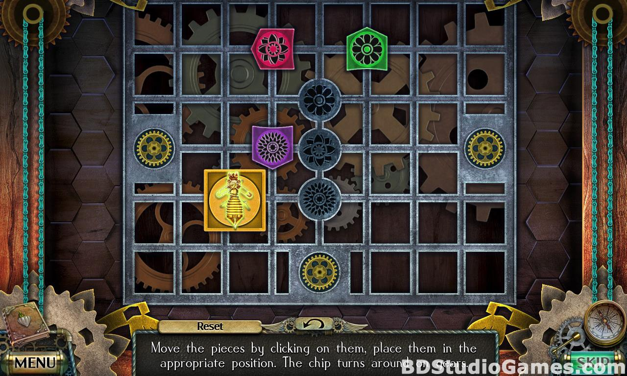 Darkness and Flame: Enemy in reflection Collector's Edition Free Download Screenshots 15