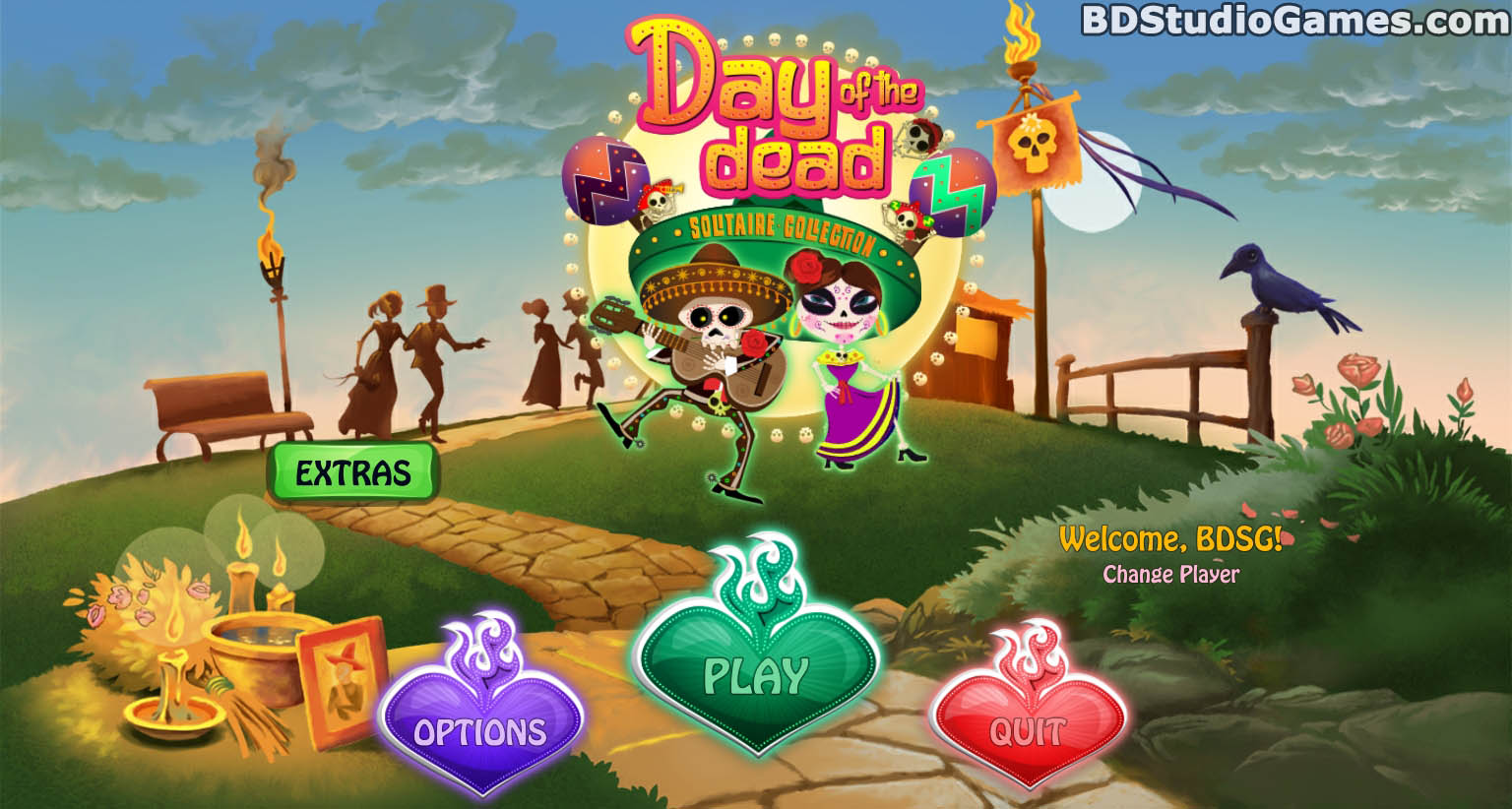 Day of the Dead: Solitaire Collection Free Download Screenshots 01