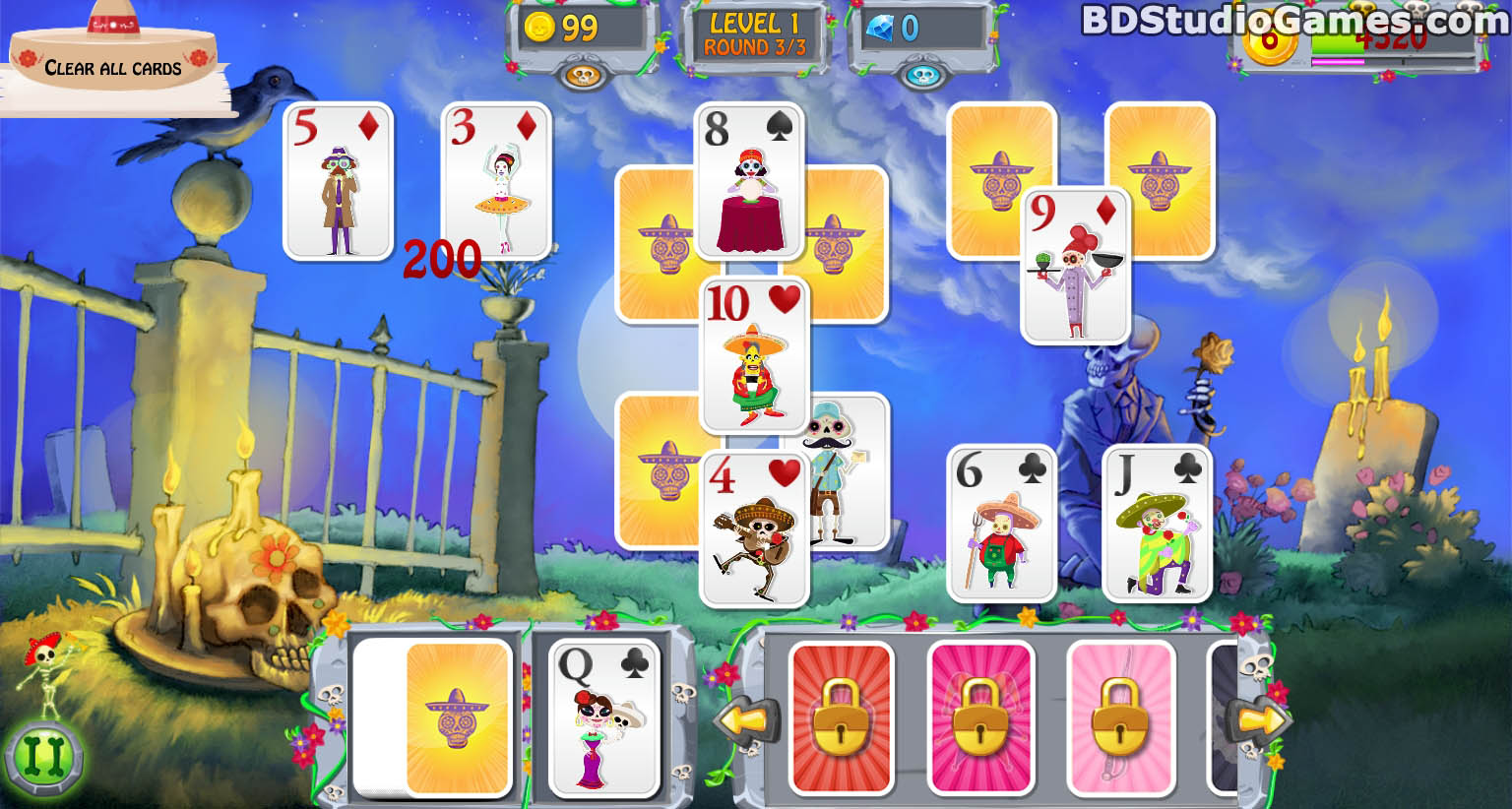 Day of the Dead: Solitaire Collection Free Download Screenshots 10
