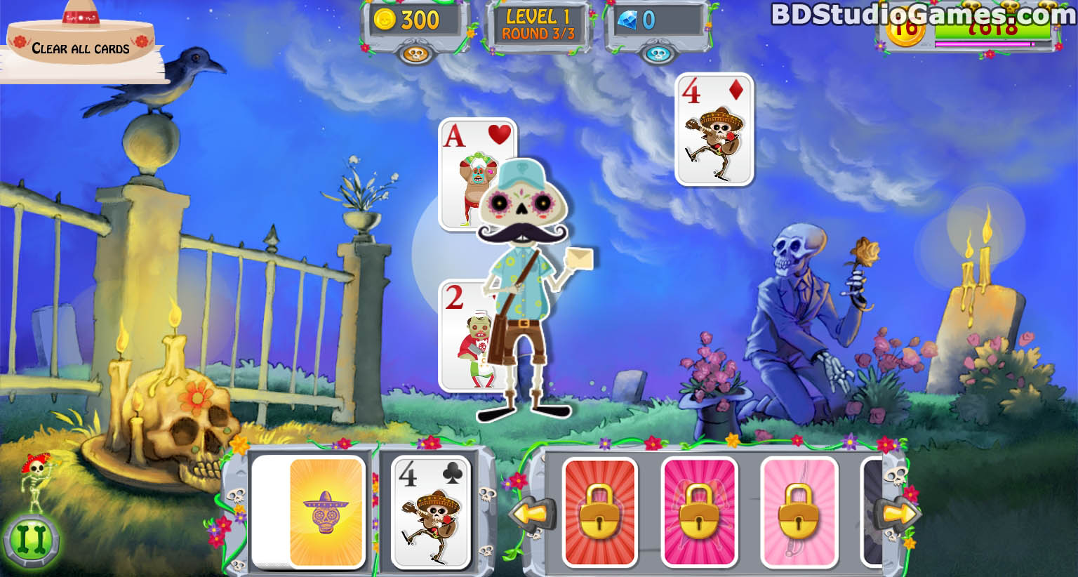 Day of the Dead: Solitaire Collection Free Download Screenshots 11