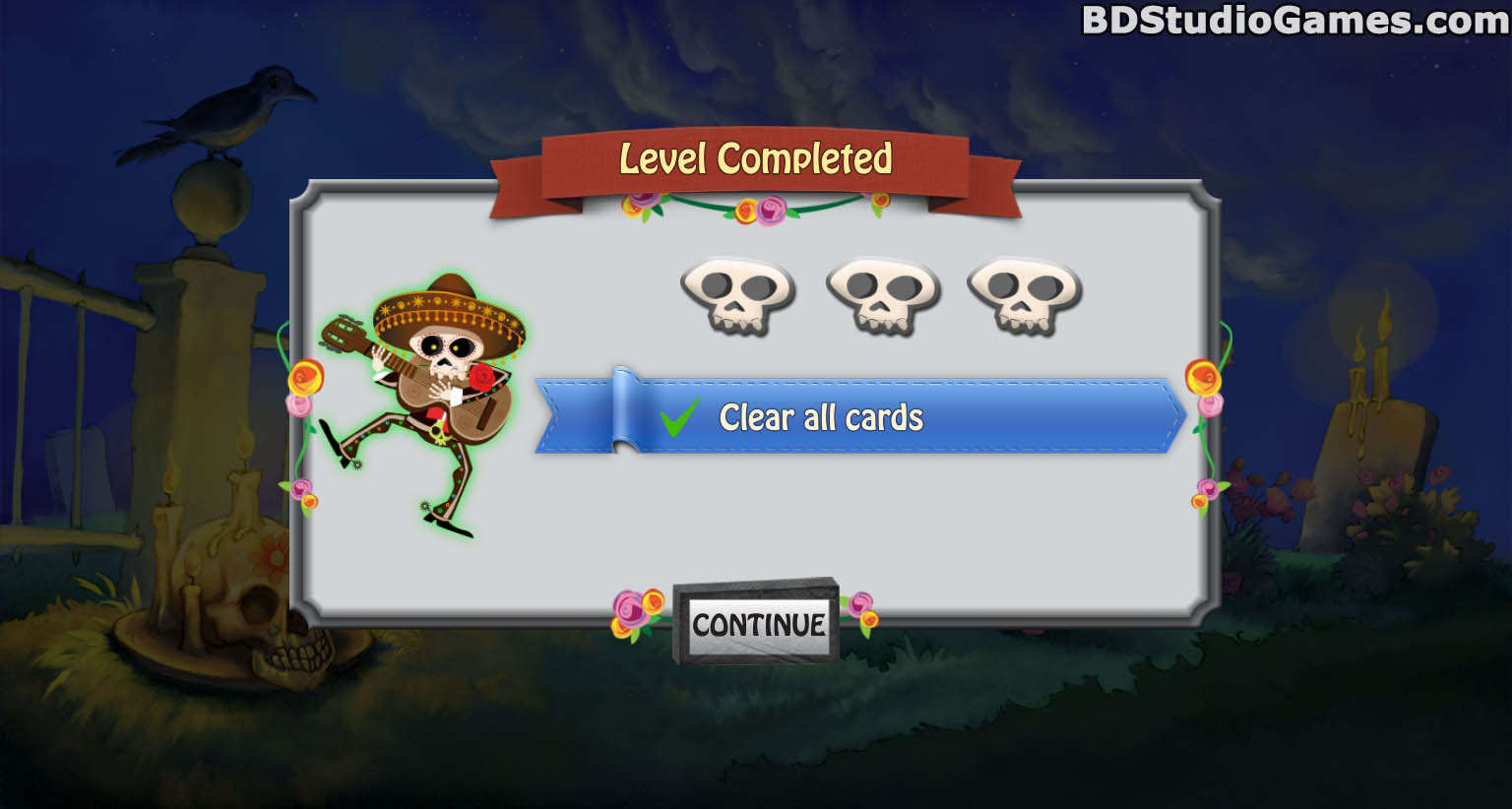 Day of the Dead: Solitaire Collection Free Download Screenshots 12