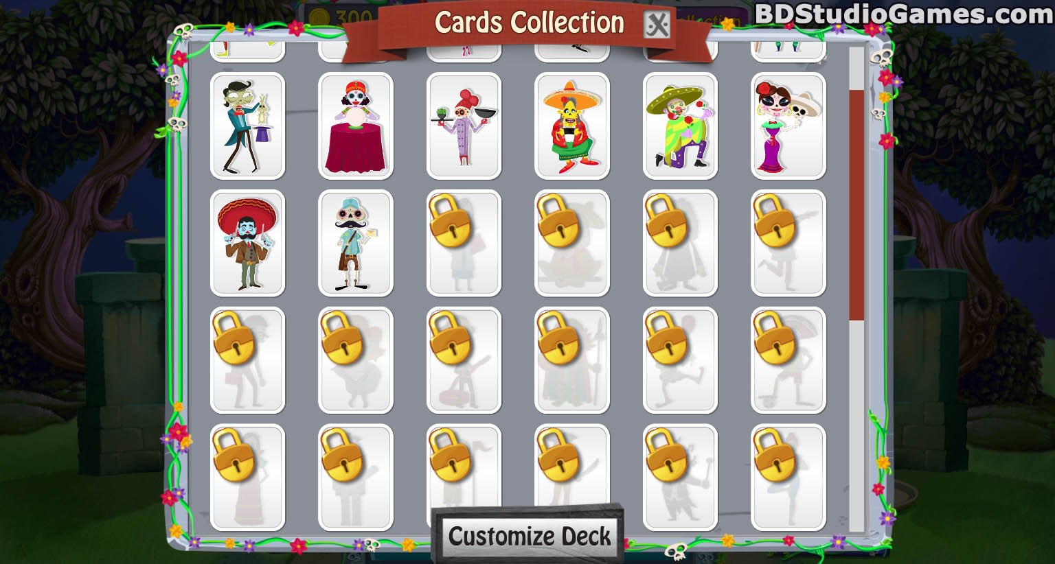 Day of the Dead: Solitaire Collection Free Download Screenshots 13