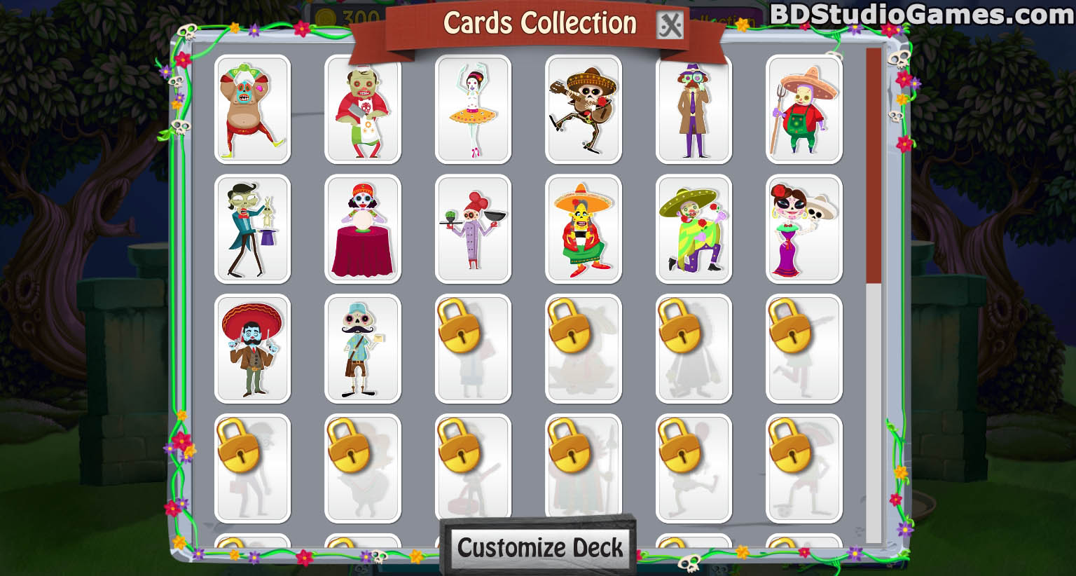 Day of the Dead: Solitaire Collection Free Download Screenshots 14