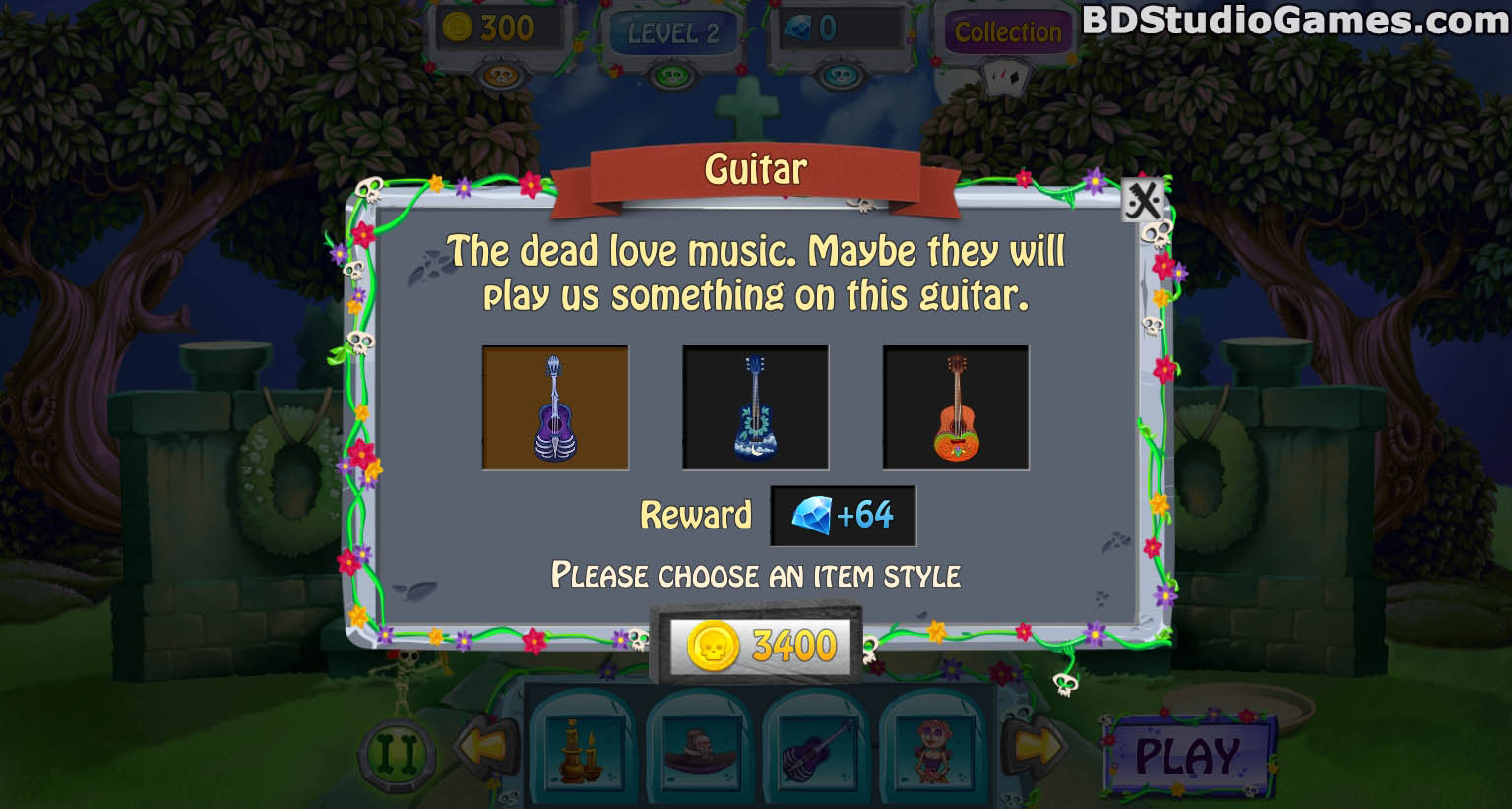 Day of the Dead: Solitaire Collection Free Download Screenshots 15