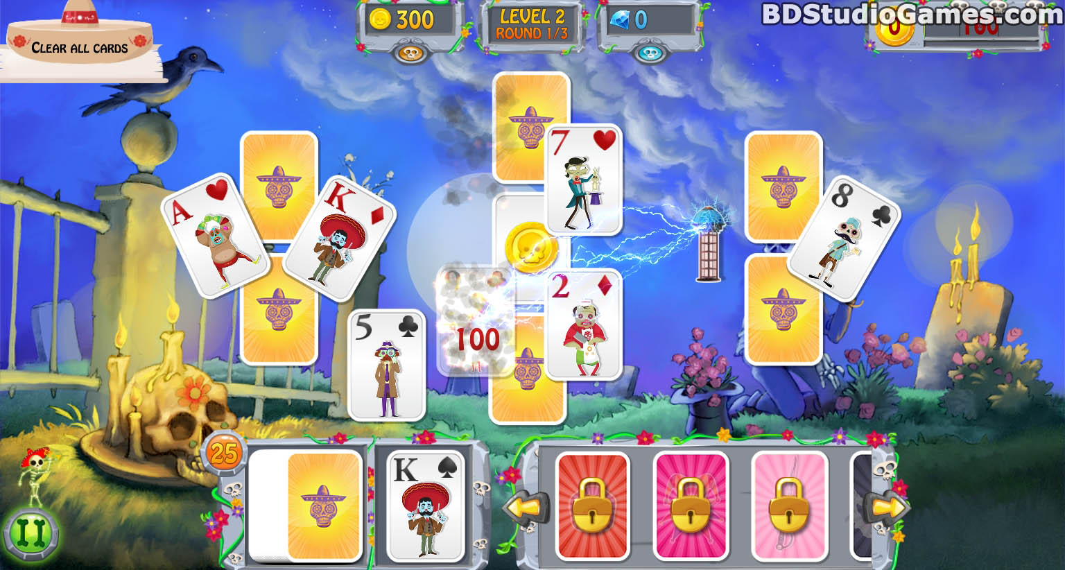 Day of the Dead: Solitaire Collection Free Download Screenshots 16